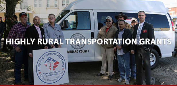 Highly Rual Transportation Grants