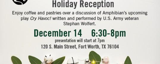 MVPN & Amphibians Organization-Veteran Service Organizations Holiday Reception