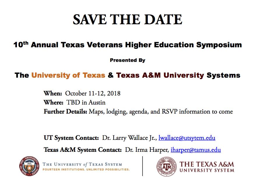 Education Texas Veterans Commission