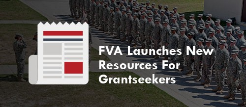 FVA Launches New Resources For Grantseekers