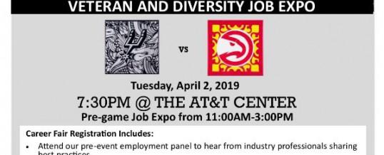 Veteran and Diversity Job Expo