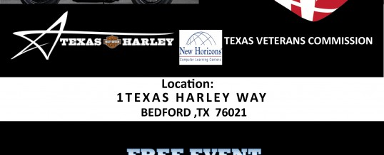 Bedford, Texas: Military Hiring Event