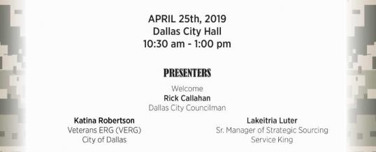 Veteran Program Incentive Strategies – Dallas
