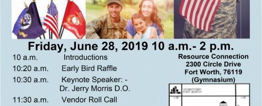 Military Veteran Peer Network-Summer Salute – Ft. Worth