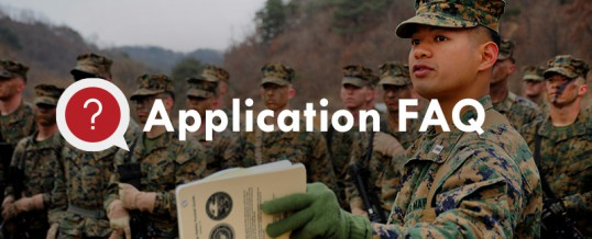 Grant Application FAQ: Define a veteran