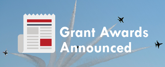 FVA Grant Awards Announced