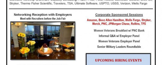 Military MOJO Career Conference
