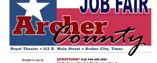 Archer County Job Fair
