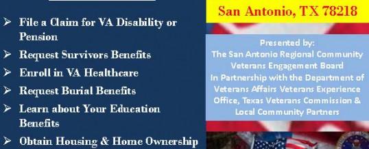 Veterans Action Center Benefits Fair