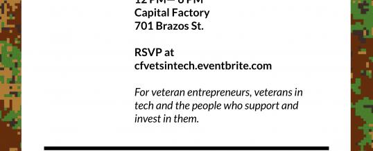 Veterans in Tech Summit