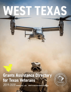 FVA Directory West Texas Grantees