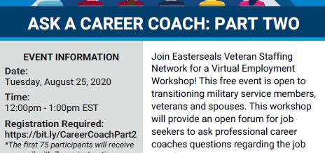Virtual Employment Workshop