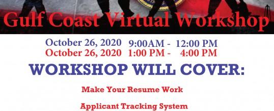 Gulf Coast Virtual Workshop