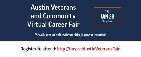 Veteran Community Career Fair