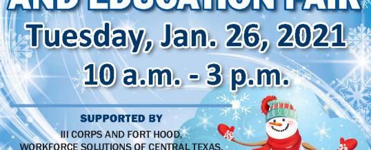 Fort Hood Virtual Mega Career & Education Fair