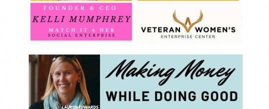 Wellness Wednesday – Women Warriors Winning the Business Battle