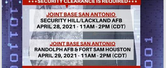 Cleared Defense, IT, Cyber & Intel Hiring Fair