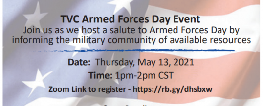 TVC Armed Forces Day