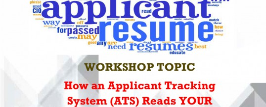 How an Applicant Tracking System (ATS) Reads YOUR RESUME