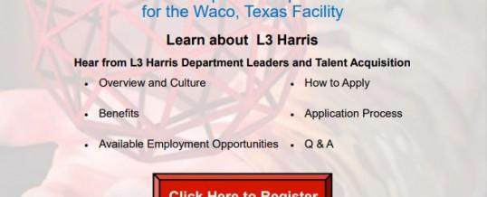 Virtual Employer Showcase (L3Harris)