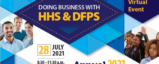 Annual 2021 Historically Underutilized Business (HUB) Forum