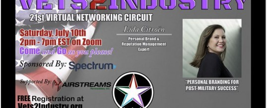 VETS2Industry Virtual Networking