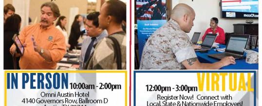 American Legion Hybrid Career Fair