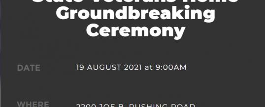 FT Worth-TVLB Groundbreaking Ceremony