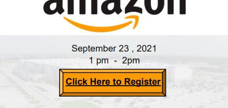 Amazon Virtual Employer Showcase