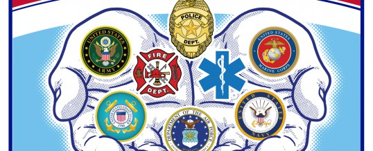 Together We Serve: Veterans and First Responders Benefits and Resource Fair